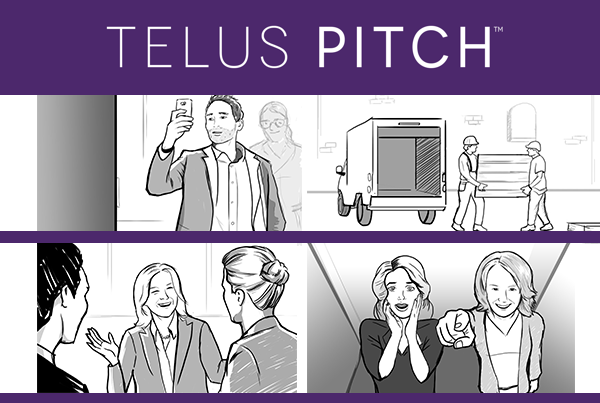 Telus Pitch